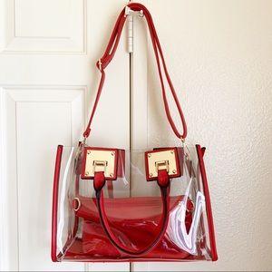 PVC Clear Transparent Bag